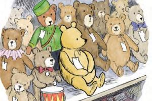 پیشدرآمد داستان کودکان وینی پو آخر سپتامبر در بازار کتاب