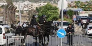 رژیمصهیونیستی محله شیخ جراح را تحت محاصره کامل درآورد