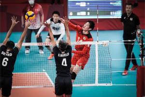 نیشیدا ستاره بازی والیبال ایران و ژاپن