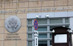 تعداد کارمندان سفارت آمریکا در روسیه کاهش مییابد