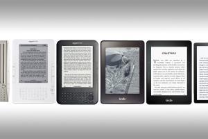 اینترنت نسلهای اول کتابخوان آمازون بهزودی قطع میشود