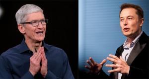 ایلان ماسک مدیرعامل اپل میشود