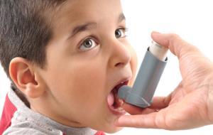 همه چیز در مورد آسم کودکی