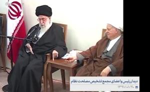 گفت وگوی منتشرنشده رهبر انقلاب با هاشمی رفسنجانی درباره بینتیجه بودن مذاکره با آمریکا