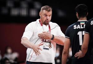 آلکنو بعد از ناکامی بزرگ تیم ملی والیبال: هیچکس فکر این نتیجه را نمیکرد!