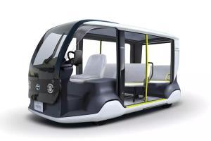 خودروی ویژه تویوتا برای بازی های المپیک ۲۰۲۰ چگونه است
