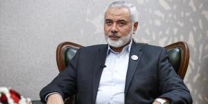 توافق برای انتخاب دوباره هنیه به عنوان رهبر حماس