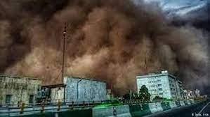 طوفان شدید در جورج تاون تگزاس، ایالات متحده آمریکا!