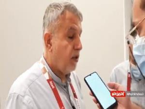 واکنش رئیس کمیته ملی المپیک به حذف والیبال ایران