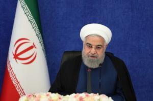 روحانی آخرین طرح های ملی و وزارتخانه ای دولت دوازدهم را افتتاح کرد