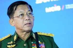 اعلام دولت موقت برای میانمار