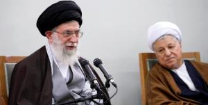 بیانات مهم و منتشرنشده رهبر انقلاب در گفتوگو با آیتالله هاشمی رفسنجانی امشب منتشر میشود