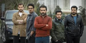 شناسایی و درگیری مسلحانه با عوامل بمب گذاری در سریال گاندو