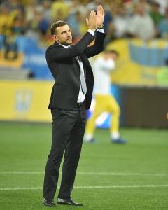 پایان کار آندری شوچنکو در تیم ملی اوکراین