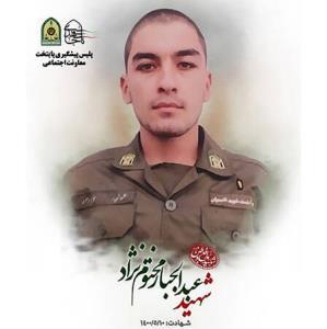 جزئیات و نحوه شهادت سرباز نیروی انتظامی اعلام شد