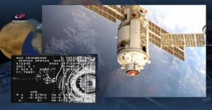 ماژول ایستگاه فضایی با کاهش فشار هوا روبرو شد
