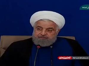 روحانی: عسلویه و پارس جنوبی را عشق و ایمان ساخت نه پول