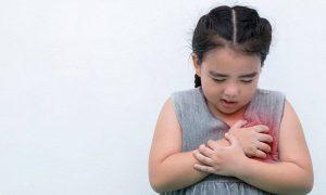 اکثر دردهای قفسه سینه کودکان منشأ غیرقلبی دارند