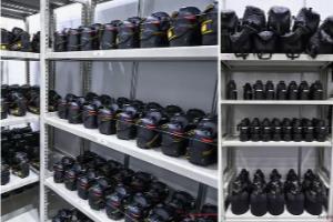 تصاویر اتاق بزرگ تجهیزات نیکون برای عکاسان المپیک توکیو ۲۰۲۰ منتشر شد