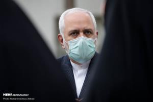 ظریف در حاشیه جلسه دولت: هیچگاه به آمریکا اعتماد نکردیم