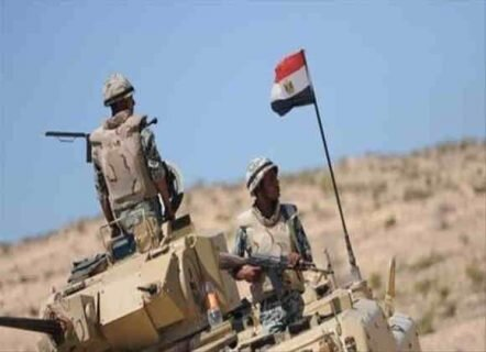 کشته شدن ۸۹ تکفيري در استان سيناي شمالي مصر