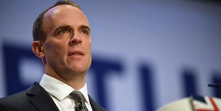 وزير خارجه انگليس به ايران اتهام زد