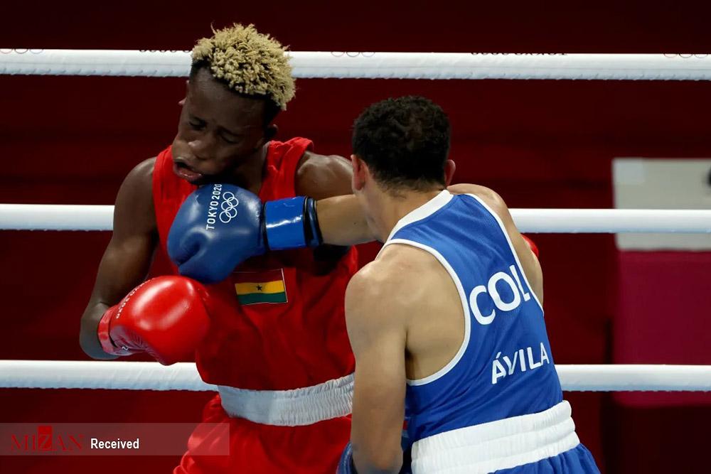 عکس/ حواشی دهمین روز مسابقات المپیک