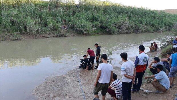 جسد بيجان جوان غرقشده در کانال آب اصلاندوز پيدا شد