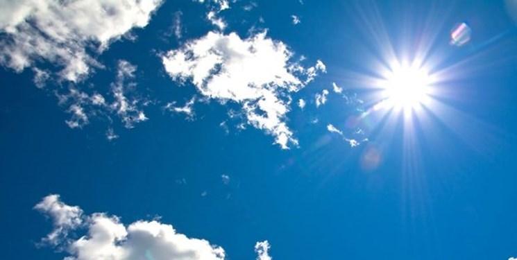 کاهش دماي هواي ايلام