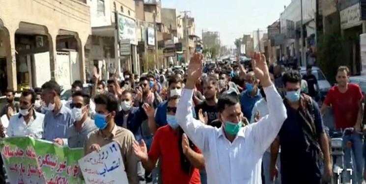 کارگران هفتتپه خواستار اجراي حکم خلع يد مالک شرکت شدند