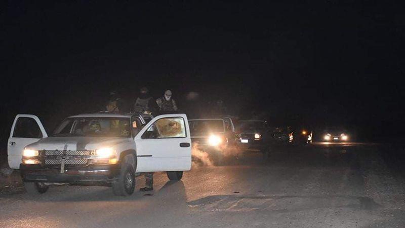 حشد شعبي عراق حمله داعش به جنوب صلاح الدين را دفع کرد