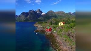 طبیعت نروژ در یک دقیقه