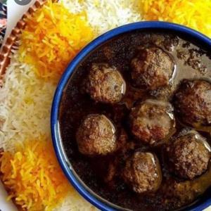 طرز تهیه «خورش اناربیج» غذای محلی و سنتی گیلان
