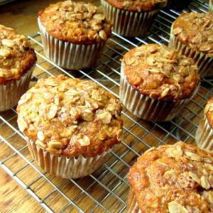 شیرینی ها/ کاپ کیک «جو پرک» متفاوت و مغذی