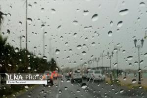 ادامه بارشهای رگباری در مازندران
