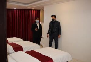 ۶ واحد اقامتی غیر مجاز در آذربایجانشرقی تذکر گرفتند