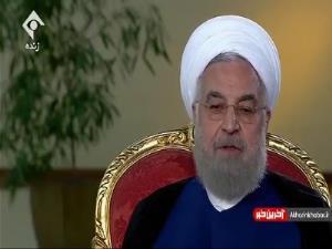 روحانی: در سال97 نفت به طور کامل مورد تحریم قرار گرفت