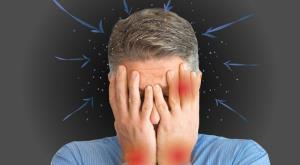 اینفوگرافی/ 10 تأثیر افسردگی بر سلامت جسم