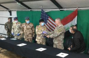 بی بی سی: عقبنشینی نظامیان آمریکایی از عراق به سود ایران است