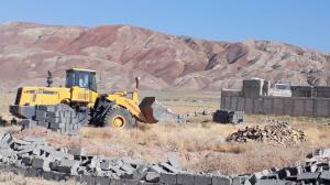 جلوگیری از زمین خواری ۱۲۵ میلیاردی در بندرعباس