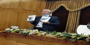 رونمایی سخنگوی دولت از ۲ کتاب «دولت نامه» و «مکالمات سهشنبه»