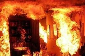 راز آتشسوزی منزل در اوز برملا شد