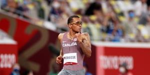 چرا دوندهها در مسابقات شب هم عینک آفتابی میزنند؟