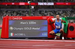 شوخی با صحنه جنجالی فینال یورو در المپیک!