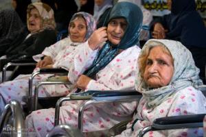 جمعیت زنان سالمند از مردان پیشی گرفت