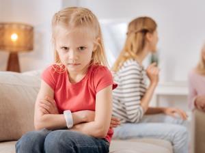 راه های برخود با کودک هنگام قهر کردن