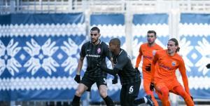 لیگ اوکراین/ پیروزی پرگل زوریا در حضور بازیکنان ایرانی