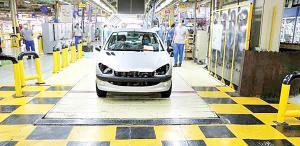 موج جدید تولید خودروهای ناقص