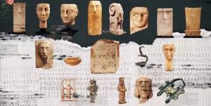 قاچاق آثار باستانی یمن به دست وزیر دولت مستعفی