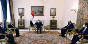 توافق مصر و الجزائر برای حمایت از رئیس جمهور تونس
